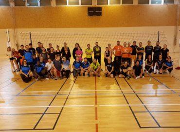 Volley Intercommunal du Plateau