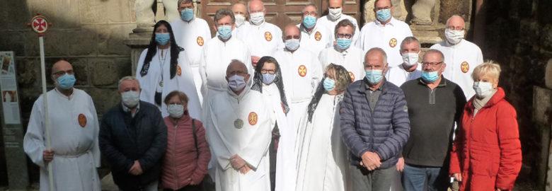 Confrérie des pénitents blancs du Puy
